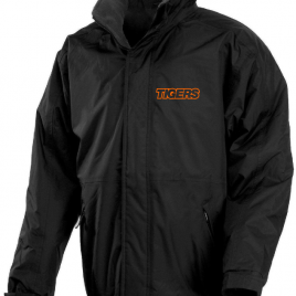 Tigers Insulated Waterproof Jacket
