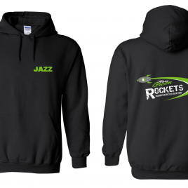 Rockets Hoodie with Name