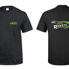 Rockets T-Shirt with Name